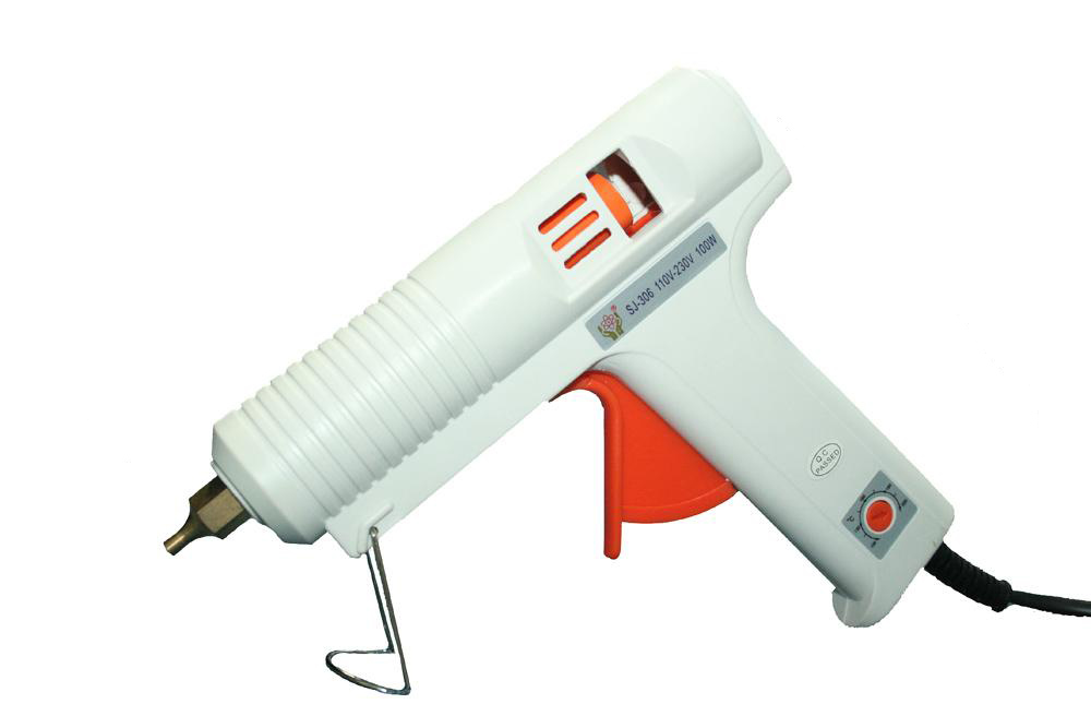 SJ-306 Professional Hot Melt Glue Gun 110-240V