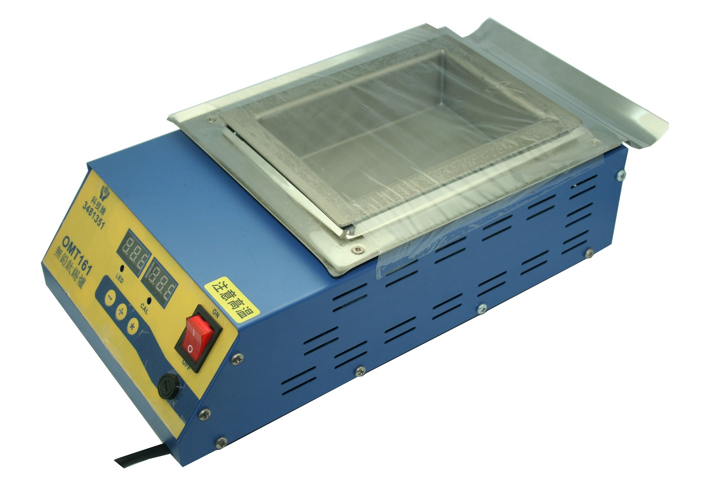 SJ-161 Stainless Steel Environmental Soldering Pot 1000W For Industry