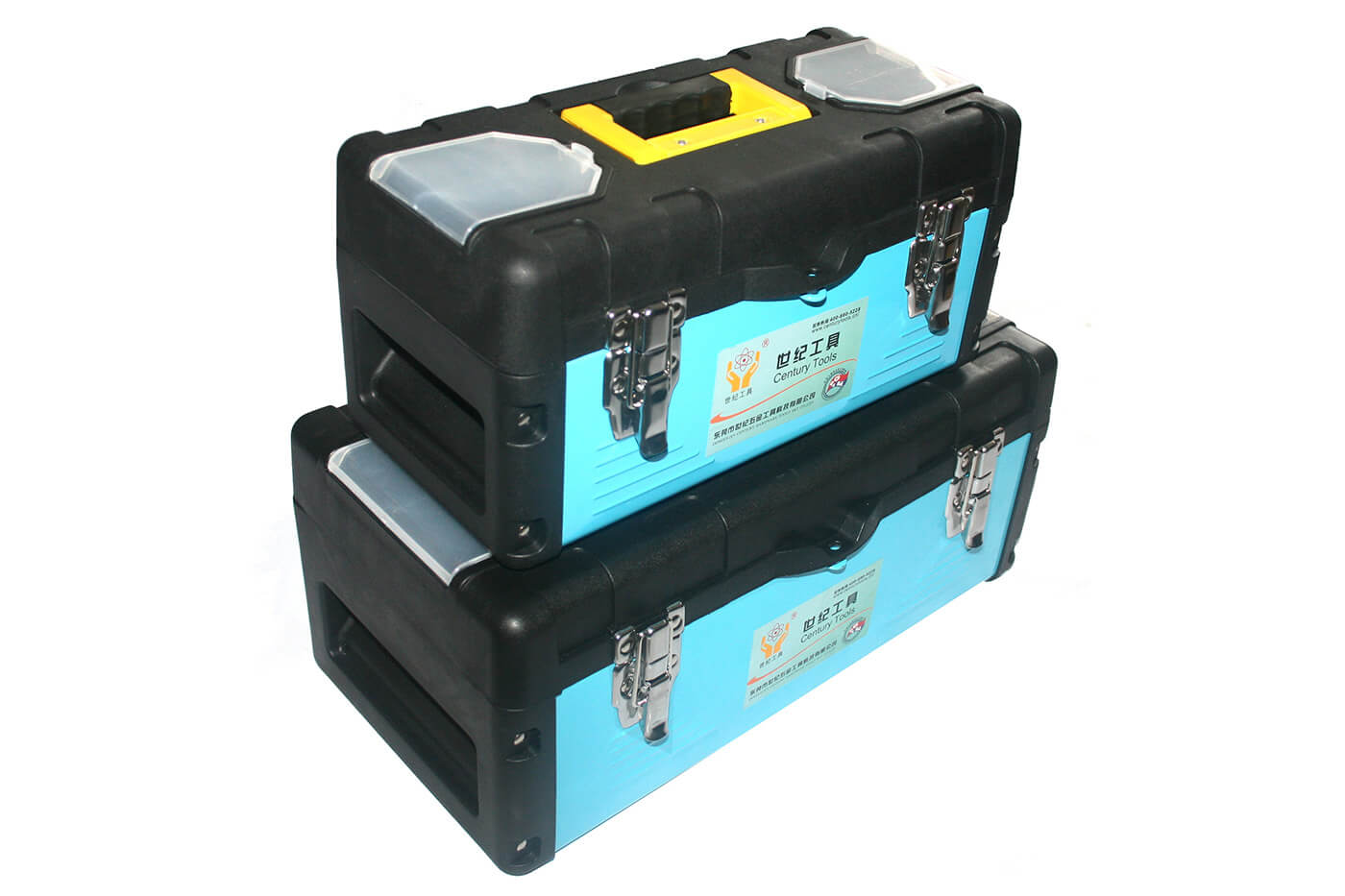 Handle Plastic Tool Box